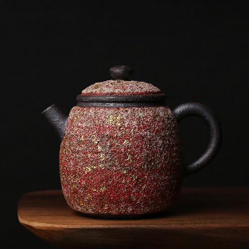 Yan Kuang Mei Ren Hu Ceramic Chinese Kung Fu Tea Teapot 185ml