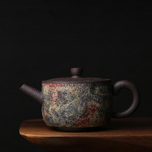 Yan Kuang Zheng De Hu Ceramic Chinese Kung Fu Tea Teapot 180ml