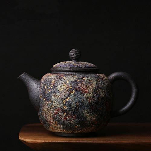 Yan Kuang Yue Yan Hu Ceramic Chinese Kung Fu Tea Teapot 250ml