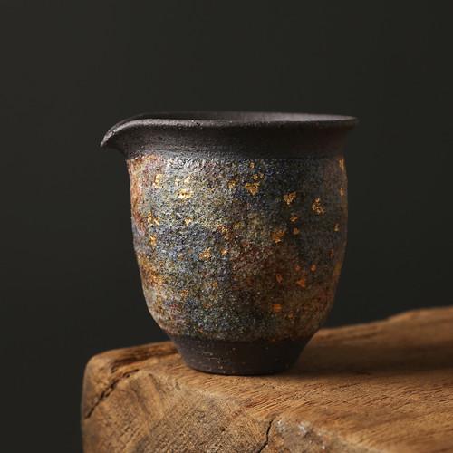 Duo Cai Dian Jin Ceramic Fair Cup Of Tea Serving Pitcher Creamer
