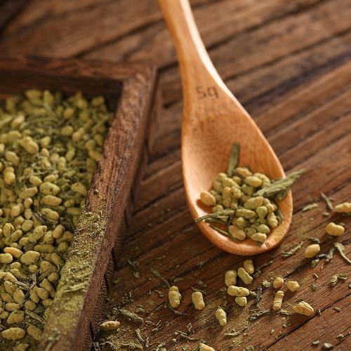 Matcha Iri Genmaicha Japanese Green Tea 12 Tea Bags