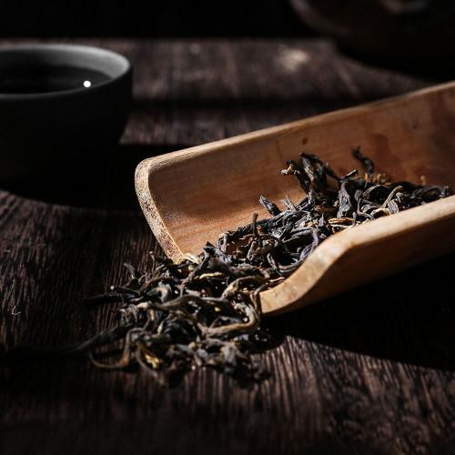 Premium Organic China Fujian Wuyi Mountain Big Leaf Kungfu Black Tea 500g