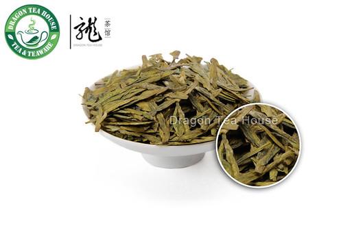 Nonpareil Organic Long Jing * Dragon Well Green Tea 500g 1.1 lb