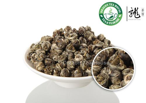 Nonpareil Organic Pearl Jasmine Green Tea 500g 1.1 lb