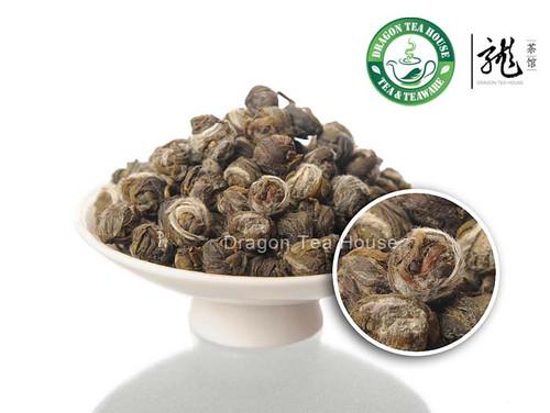 Organic King Grade Top Handmade Pearl Jasmine Green Tea FREE Shipping 500g 1.1 lb