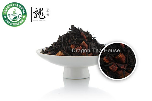 Apple Flavoured Black Tea with Dried Assorted Fruits 500g 1.1 lb