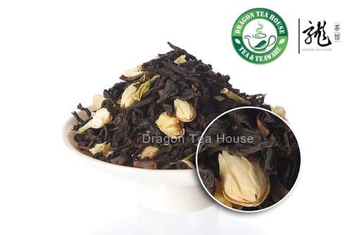 Jasmine Black Tea 500g 1.1 lb