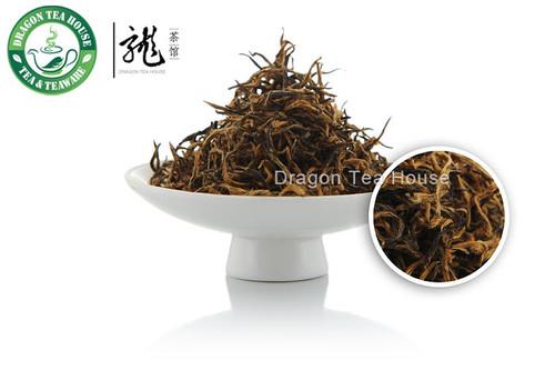 Nonpareil Jin Jun Mei * Golden Eyebrow Wuyi Black Tea 500g 1.1 lb