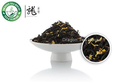 Premium Osmanthus Black Tea 500g 1.1 lb