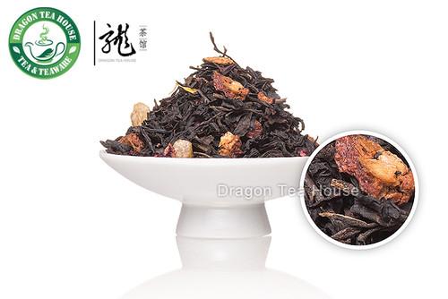 Peach Black Tea 500g 1.1 lb