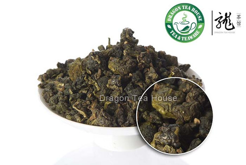 Supreme Organic Taiwan Jinxuan Milk Oolong * Strong Milky Silk Oolong Tea 500g 1.1 lb