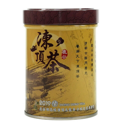 1st Prize * Competition Grade Dongding Oolong 100g Tin
