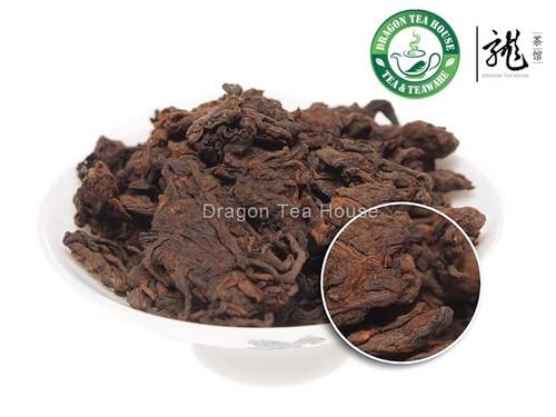 Lao Cha Tou * Loose Pu-erh Tea 2009 500g 1.1lb Ripe