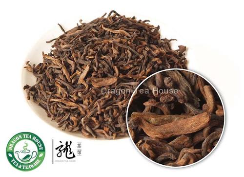1st Grade Menghai Loose Pu-erh Tea 500g 1.1 lb Ripe