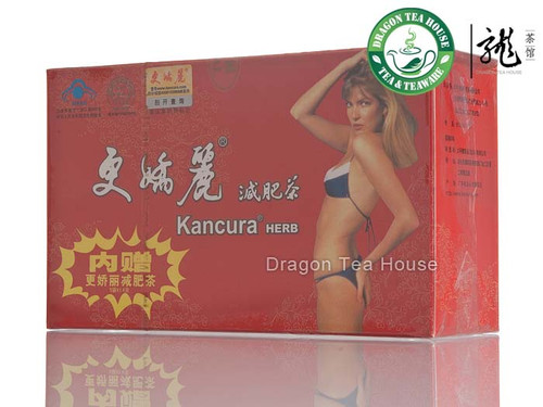 KANCURA Herb Weight Reducing Slimming Tea 20 Teabags