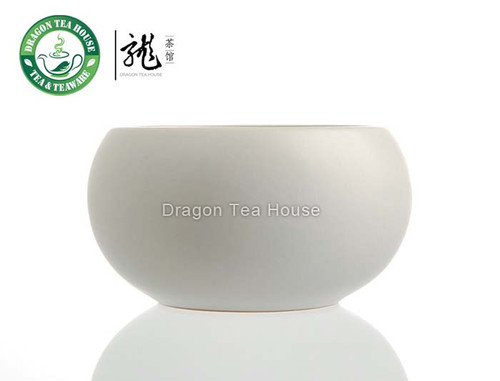 Moon White * Ru Kiln Celadon Chan Ding Teacup 120ml