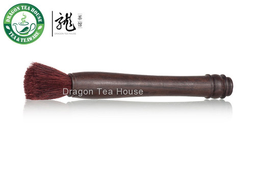 Ebony Gongfu Tea Brush