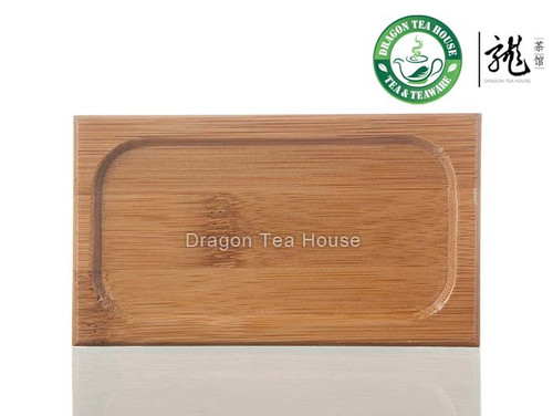 Bamboo Rectangle Coaster * Teacup Serving Tray 11*6 cm