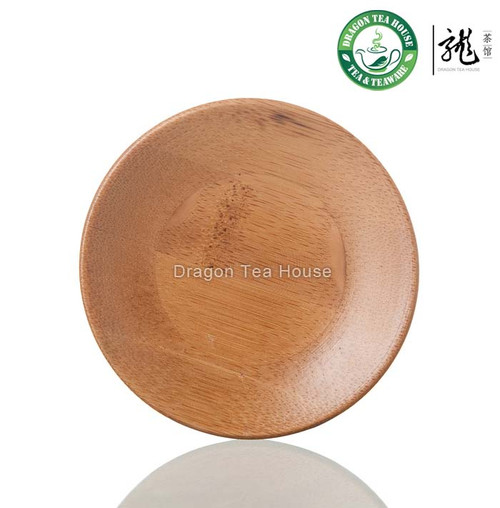 Bamboo Round Coaster * Teacup Serving Tray