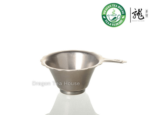 Stainless Steel Double-layer Fine Mesh Tea Strainer