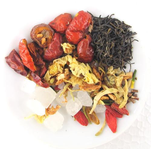 Eight Treasures Tea * Ba Bao Cha 60g