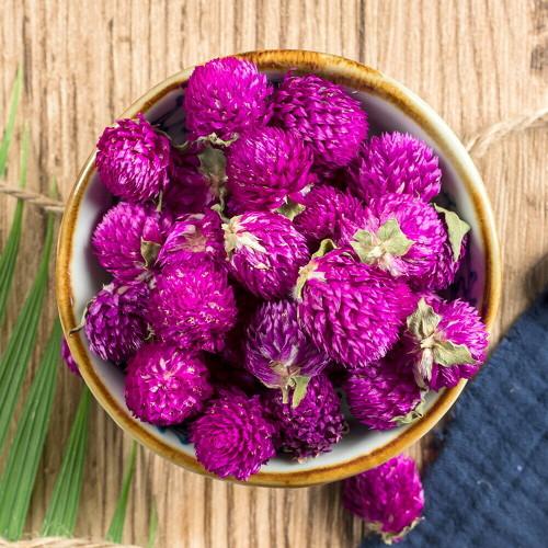 Organic Gomphrena Globosa * Globe Amarant Dried Floral Tea 500g