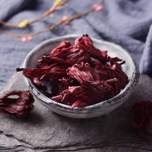 Roselle Hibiscus sabdariffa Floral & Herbal Tea 500g 1.1lb