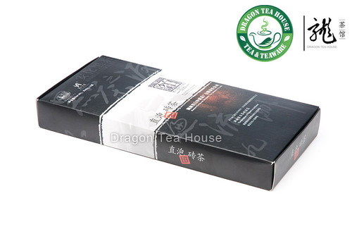 Hu Nan Baishaxi Instant Assorted Black Tea Bricks 240g 8.46 oz