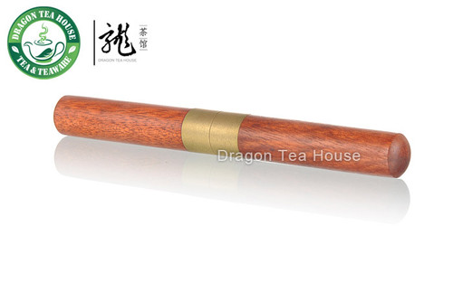 Rosewood Handle Zinc Alloy Wimble for Prying Puer Cake