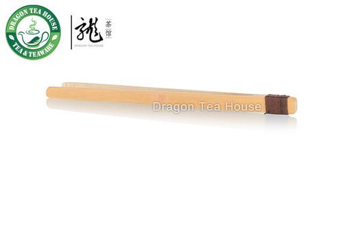 Bamboo Tongs w/t Twisted String Gongfu Tea Utensil