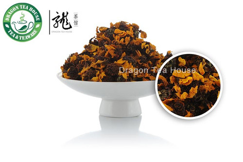 Premium Kunlun Mountain Snow Chrysanthemum Flower Tea 500g 1.1 lb