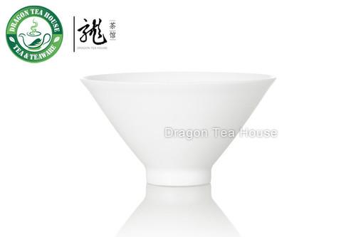 Begonia * Handmade Wide-brimmed Porcelain Cup 50ml