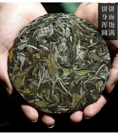 Top Grade Bai Mu Dan Cake * White Peony White Tea 100g