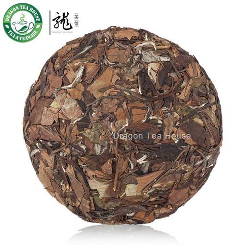 Top Grade Shou Mei Cake * Organic White Tea 100g