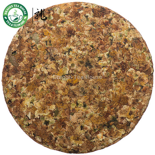 Cha Hua White Tea Camellia Flower Cake 300g