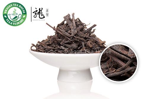 90s Aged Loose Liu Bao Dark Tea * Guangxi Heicha 500g 1.1 lb