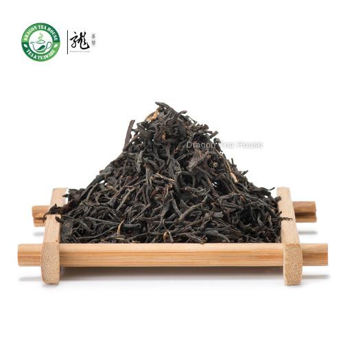 Organic Non-Smoked Wuyi Lapsang Souchong Chinese Black Tea Free shipping 500g 1.1 lb
