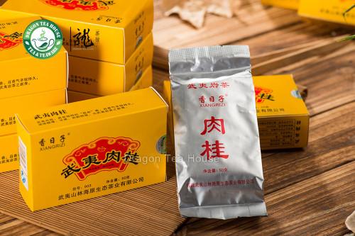 Xiang Ri Zi 903 Wuyi Rou Gui Roasted Cinnamon Oolong One box 50g