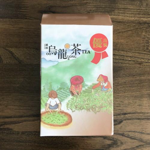 Competition Grade Tontin Cui Yu Tea Taiwan Dongding Jade Oolong 100g 3.5 oz