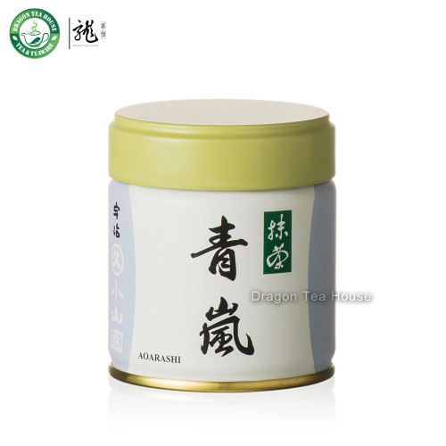 Marukyu Koyamaen Aoarashi Stone Ground Ceremonial Matcha Powered Green Tea 40g