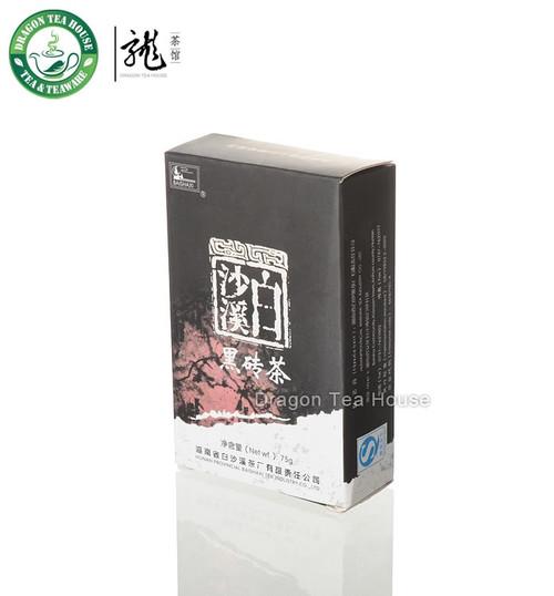 Hei Zhuan Cha * Hu Nan Baishaxi Black Tea Brick 75g