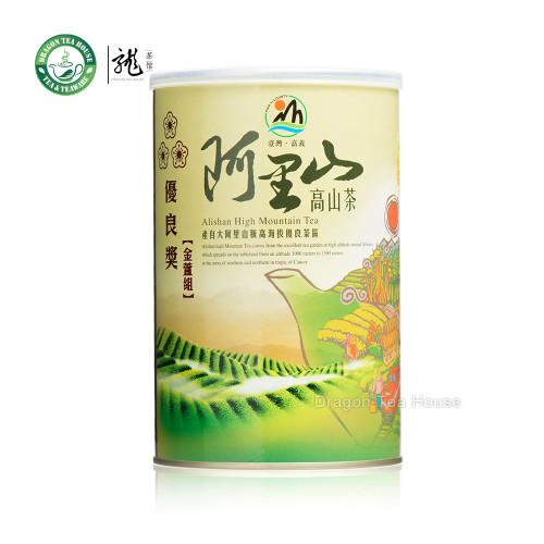 Three-Plum-Flower Competetion Alishan Jinxuan High-mountain Tea Taiwan Oolong 50g Sample