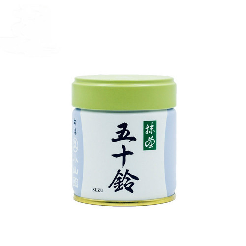 Marukyu Koyamaen Isuzu Stone Ground Ceremonial Matcha Powered Green Tea 40g