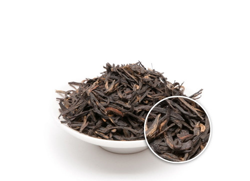 Supreme Organic Wild Black Longjing Chinese Xihu West Lake Long Jing Black Tea 500g