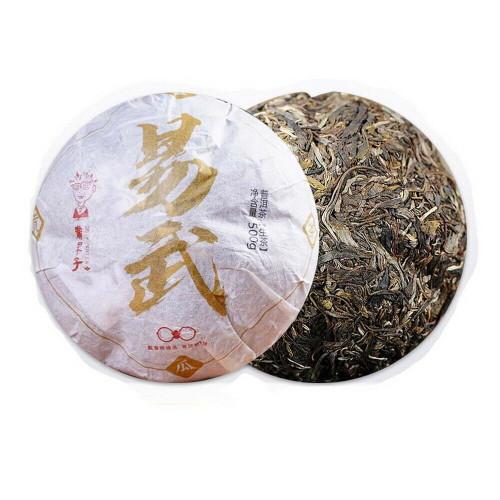 Dr. Pu'er Tea Yiwu Golden Melon Puer Tuo Cha Puerh Pu-erh 2019 500g Raw