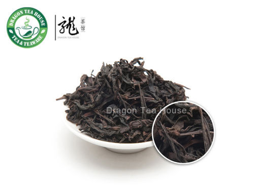 Qi Dan Original Bush Da Hong Pao Big Red Robe Wuyi Rock Tea Chinese Oolong 500g 1.1 lb