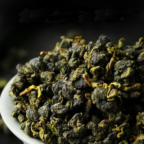 Imperial Organic Taiwan Lightly Oxidised Li Shan Cha High Mountain Oolong Tea 500g