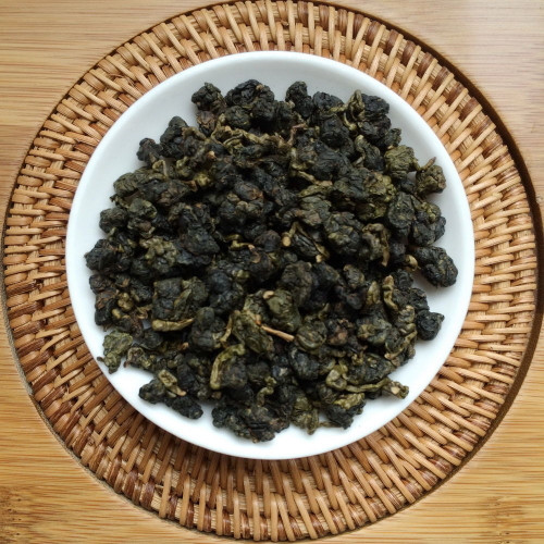 Organic Traditional Medium Baked Taiwan High Mountain Dong Ding Oolong Tea 500g 1.1 lb