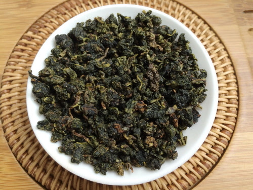 Lucky Star Daily Oolong Summer Harvest Organic Taiwan Nantou High Mountain Tea 500g 1.1 lb