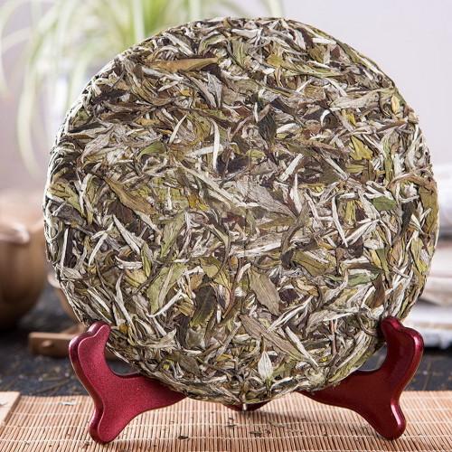 Premium Fujian Bai Mu Dan White Peony Fuding Bai Cha China White Tea Cake 300g